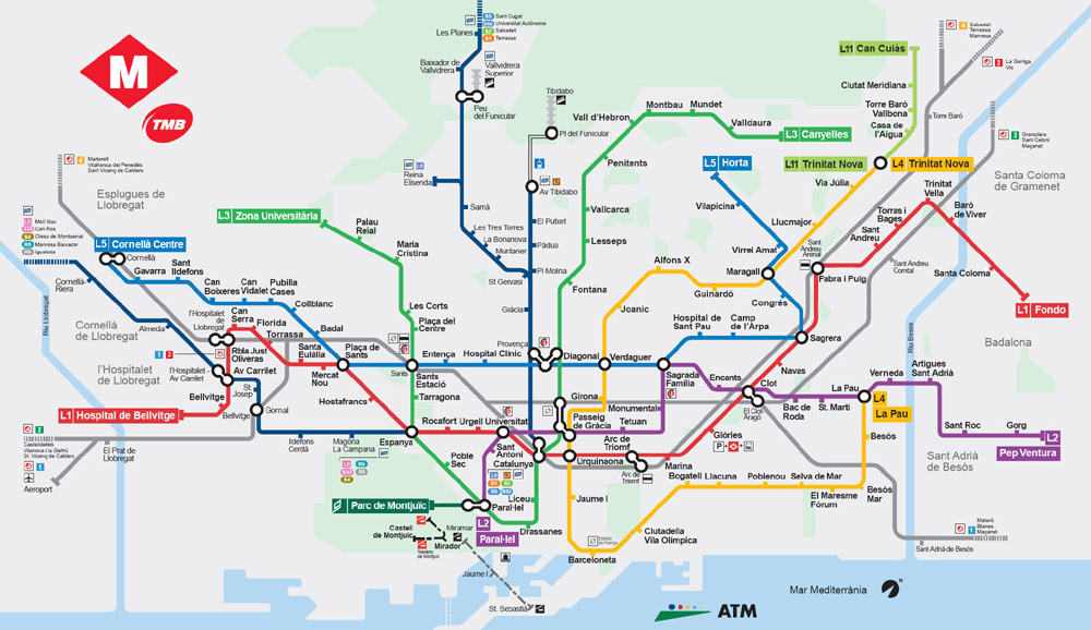 Images And Places Pictures And Info Madrid Metro Map Airport