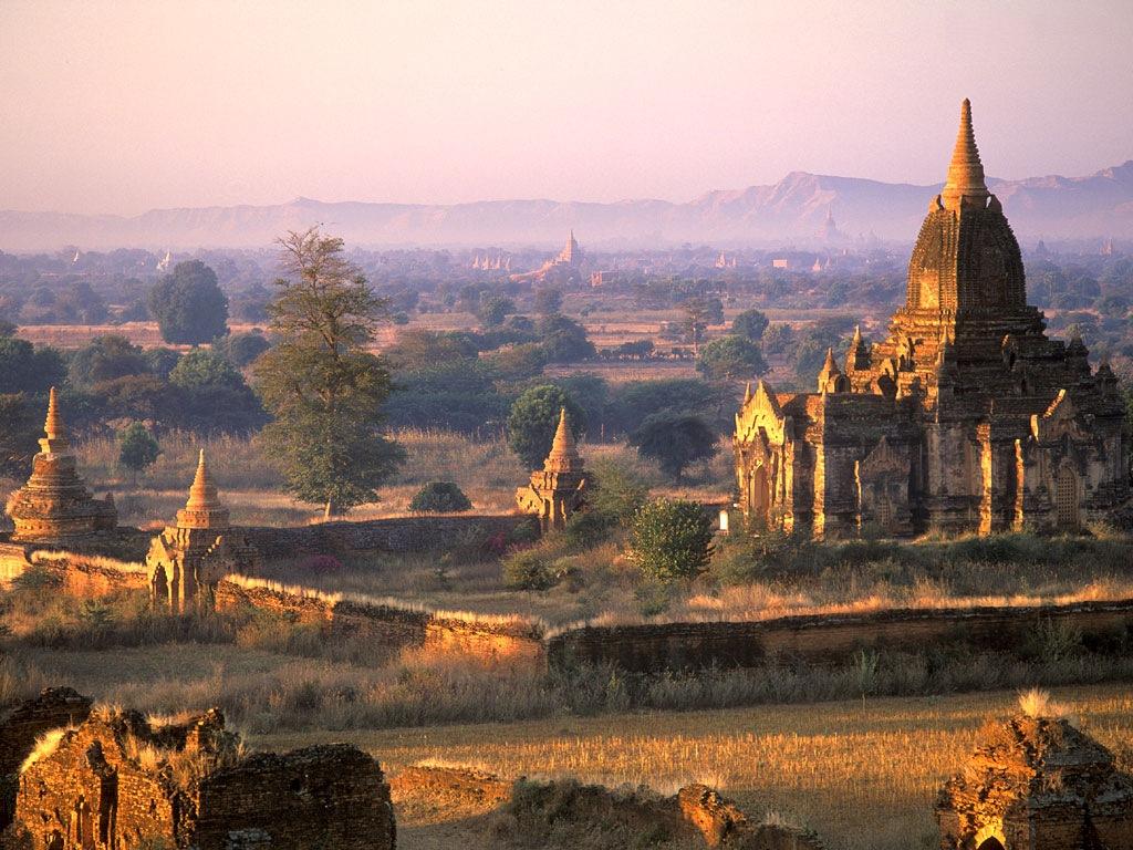 Travel Time Myanmar